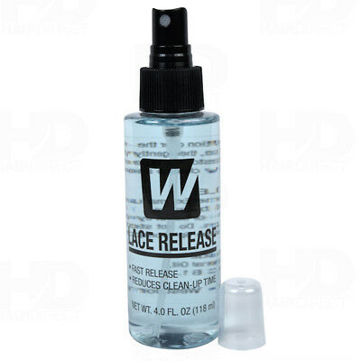 Walker's Lace Release - Wig/Toupee Adhesive Solvent 4oz