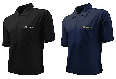Target Cool Play Lightweight Breathable Dart Shirts - Range of Colours and Sizes
