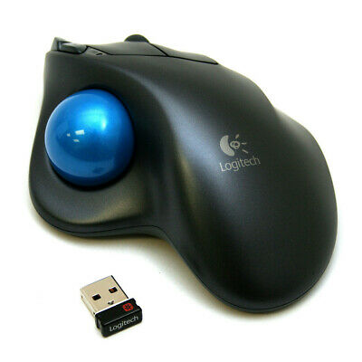 Logitech M570 Wireless Trackball Mouse for PC & Mac