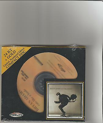Bryan Adams - Cuts Like A Knife, 24 KT GOLD Limited Ed. CD (2012)