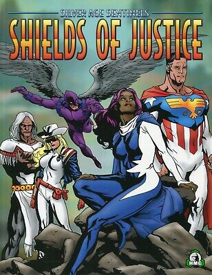 TriStat d10: SAS: Shields of Justice (New)