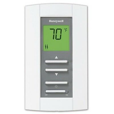Honeywell Digital Non-Programmable Double Pole Line Voltage Thermostat - TL7235A