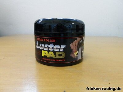 125,58€/kg Luster Lace Polierwatte Luster Pad 86g Dose