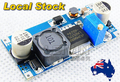 Adjustable LM2577S Switching Power Supply Module IN 3V-35V OUT 4V-35V Arduino