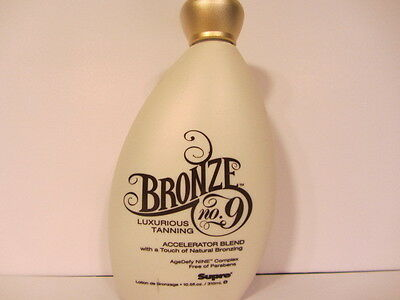 BRONZE #9 Accelerator Tanning Lotion by Supre
