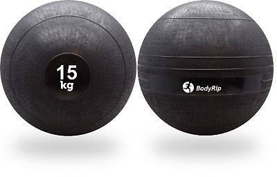 New 15 Kg Slam Ball No Bounce Weight Lift Crossfit Workout Mma Boxing Fitness