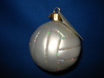 Old World Christmas Volleyball Ornament 44022 36 2