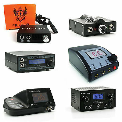 Tattoo Digital Power Supply, Venus, Cyclone, Zenith,Smartswitch,Spiderweb,Proton