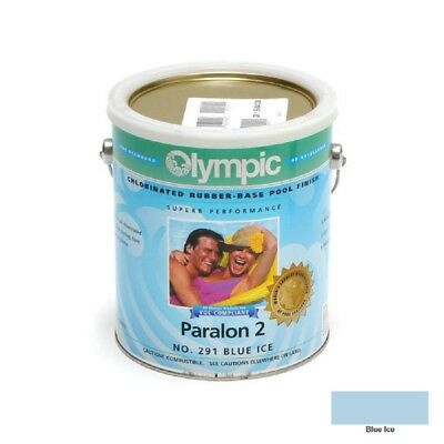 Kelley Technical 291GL Olympic Paralon 2 Chlorinated Rubber Base - Blue Ice
