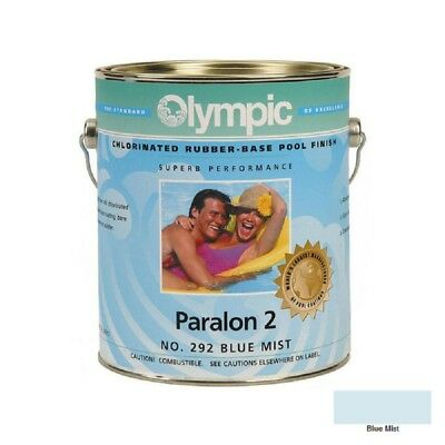 Kelley Technical 296GL Olympic Paralon 2 Chlorinated Rubber Enamel - Blue Mist