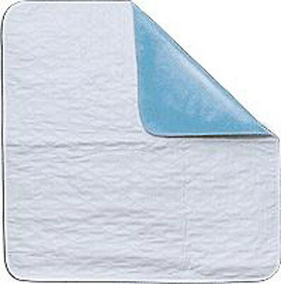 3 New Bed Pads Reusable Underpads 36x54 Hospital Medical Incontinence Washable