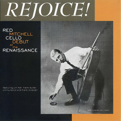 Red Mitchell / Rejoice! - Vinyl LP 180g audiophil