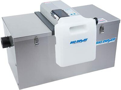 Big Dipper W-500-IS, Automatic Grease Interceptor, 50 g.p.m.
