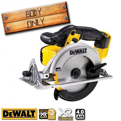 DeWalt DCS391N 18v XR Circular Saw CORDLESS Bare Unit