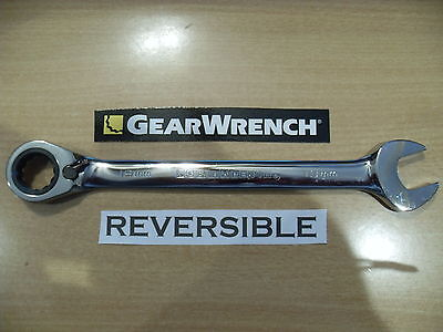 New Gearwrench Reversible Sae / Metric Combination Ratcheting Wrench~Any Size