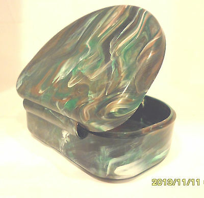 Case Box for Denture Mouth Guard Retainer Partial: Camouflage - with Free Stone