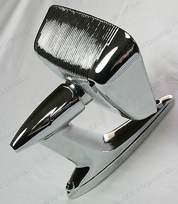 1959-1960 Thunderbird Hooded Passenger Right Side Mirror with Convex Glass New
