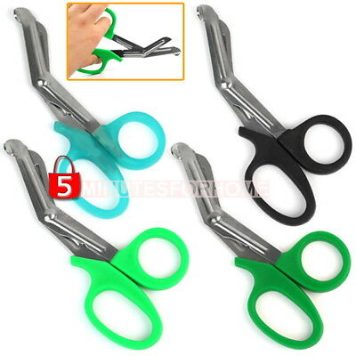 "6"" EMT Shears Bandage Paramedic Trauma Medical Scissors Doctor First Aid New"