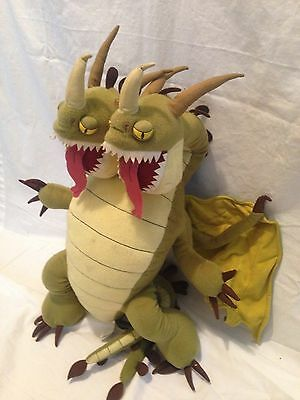 "HUGE 40"" DreamWorks How to Train Your Dragon Hideous ..."