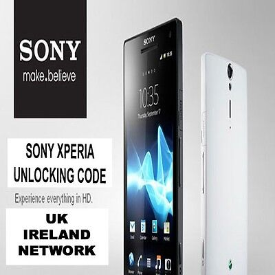 Sony Xperia Xz Xa Xz Xa Ultra Z2 Z5 M4 Aqua Z1 L1 Ee Three 3 O2 Tesco Uk Unlock