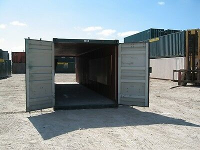 Portable Storage Container Rental Service Start Up Sample Business Plan!