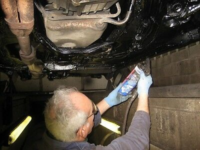 Vehicle Rust Proofing Service Start Up Sample Business Plan!