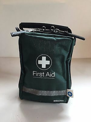 Empty First Aid Kit Bag With  Compartments - Extra Small -  Green - Eclipse 100