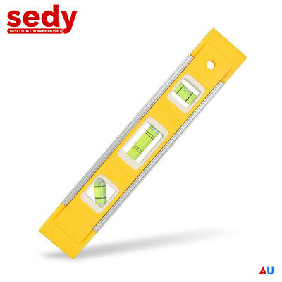 """NEW 9"""" Torpedo Spirit Level High Quality Stable 3 in 1 with Magnetic"""
