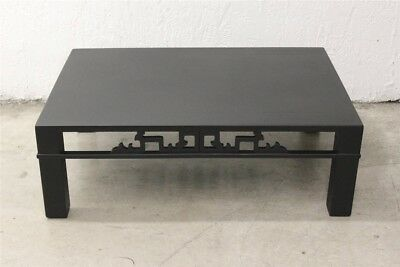 Baker Chinoiserie Chinese Chippendale Cocktail Coffee Table No. 19 Asian Regency