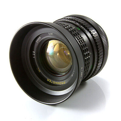 Canon FD MACRO 24mm f/2.8 for Canon FD mount lenses made by Promaster (Tamron)
