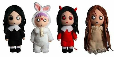 Various Living Dead Dolls Plush Figure Plushies Toy Series 1 & 2 Chucky Saw etc