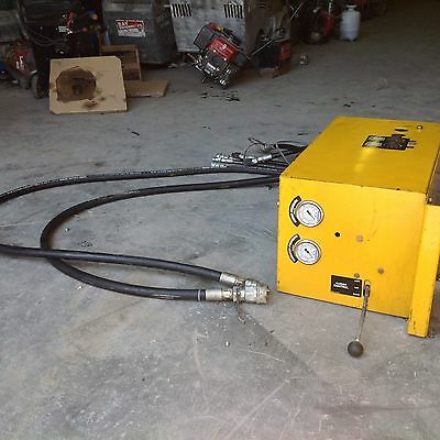 Gomaco GT-3600 Auxiliary Vibrator and Auger Control Box