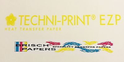 "Laser Transfer For White Fabric, ""neenah Techni-Print Ezp"" (8.5""x11"") 100 Sheets"