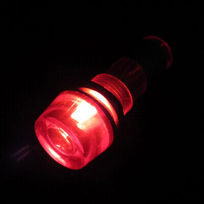 10 x AC220V Red 10mm Power Signal Indicator Light Plastic Neon Lamp Round XD10-3
