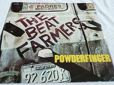 "The Beat Farmers Powderfinger Uk 12"" Cowpunk-A-Billy"