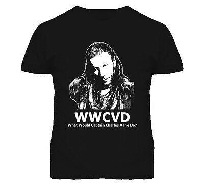 What Would Captain Charles Vane Do Black Sails T Shirt
