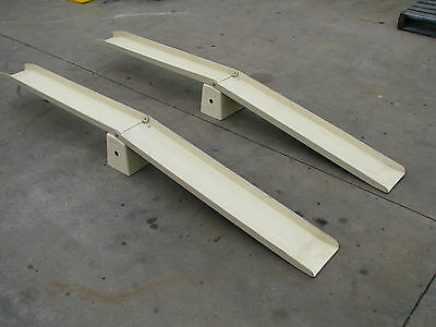 Fiberglass Lightweight Mobility Wheelchair Scooter Motorbike Ramp - 2300mm long