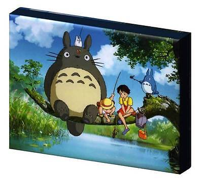 MY NEIGHBOUR TOTORO b CANVAS PICTURE-3 SIZES TO CHOOSE A5, A4, A3