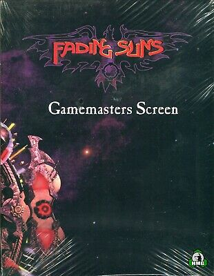 FS: Gamemasters Screen + Weapons Compendium (New)
