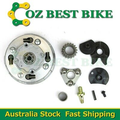 18T CLUTCH ASSEMBLY SEMI AUTO 110cc 125cc ATV PIT DIRT BIKE BUGGY