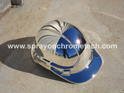 Spray On Chrome Kit  Spray Gun  Spray Metal Plating