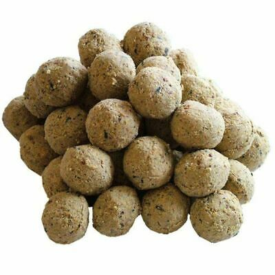 Bucktons Box of 150 x 90g Energy Boost Fat Balls Wild Bird Food (No nets)