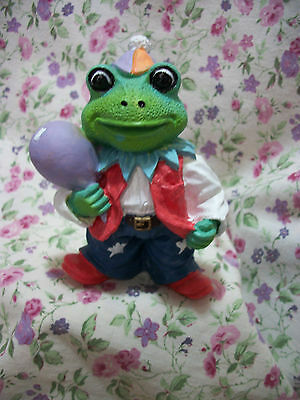 New Frog Figure Clown