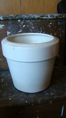 ABC Pottery COOKIE JAR bottom only FLOWER POT