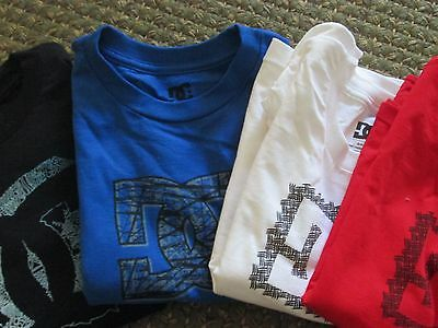 DC Shoes Boys Tshirt Wholesale Lot Size Small Brand New with tags MSRP $120