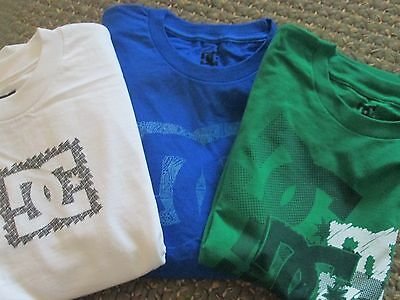 DC Shoes Boys Tshirt Wholesale Lot Size X-Large Brand New with tags MSRP $90