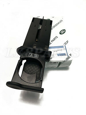 03-06 Range Rover Center Middle Console Pop Up Folding Cup Holder Genuine New