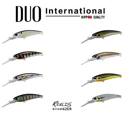 9349 Duo Realis Shad 62 DR Suspend Lure CCC3250