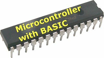 BASIC Computer on a microcontroller chip low cost learning and rapid development