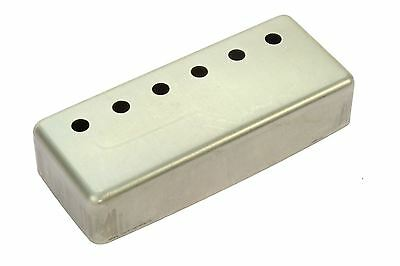 Mini Humbucker Pickup Cover NON-plated RAW nickel silver 50mm